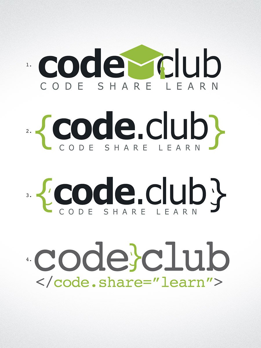 Code Club Isle of Man Logo Design