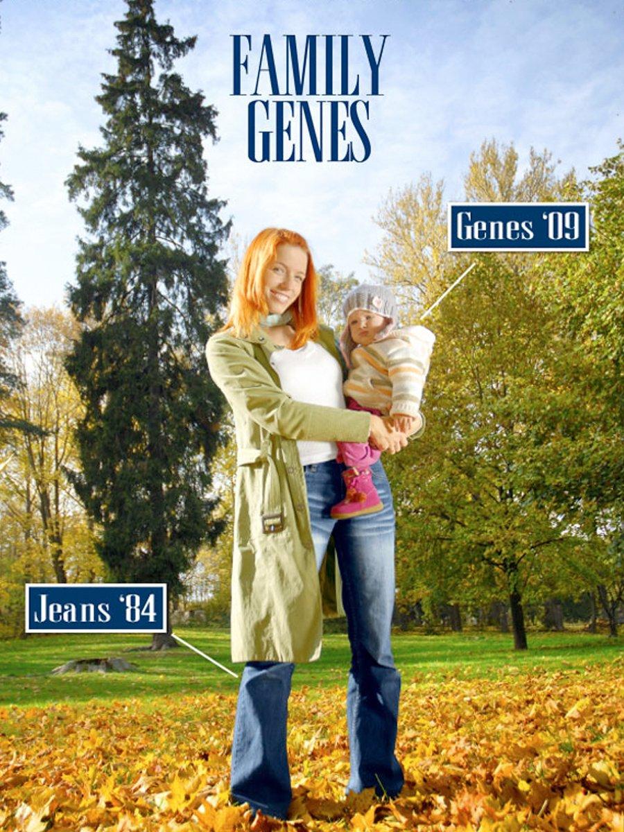 Family Genes Advertising New York
