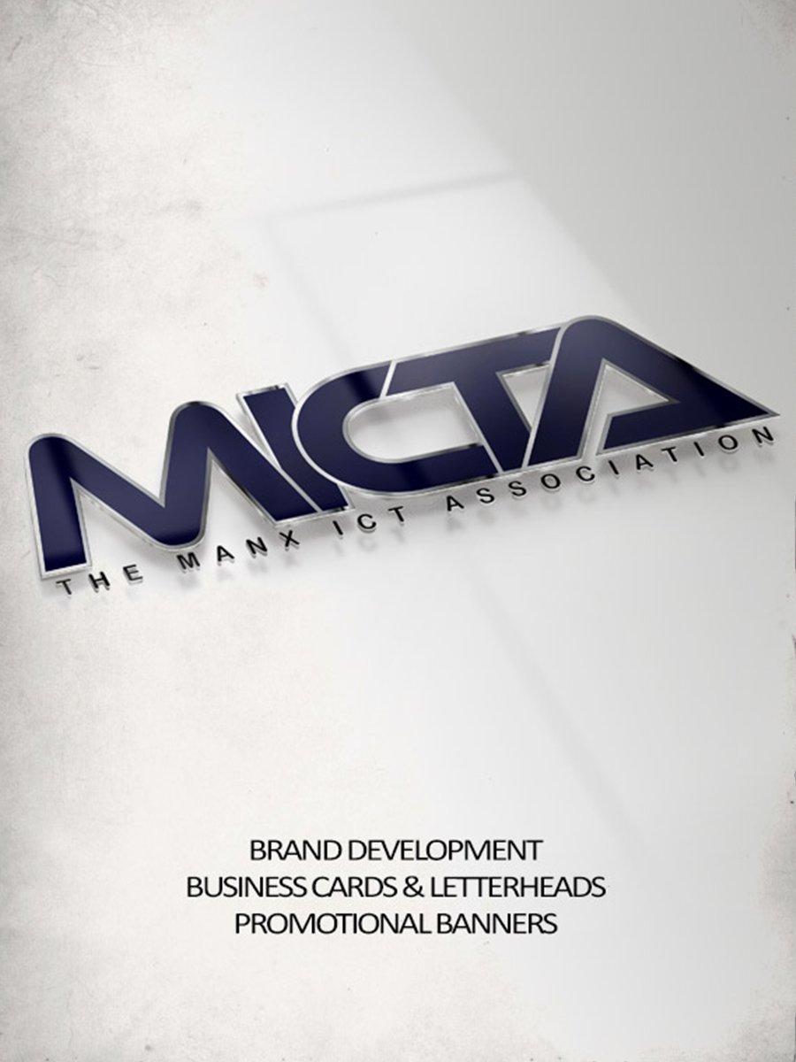 MICTA Brand Development Isle of Man