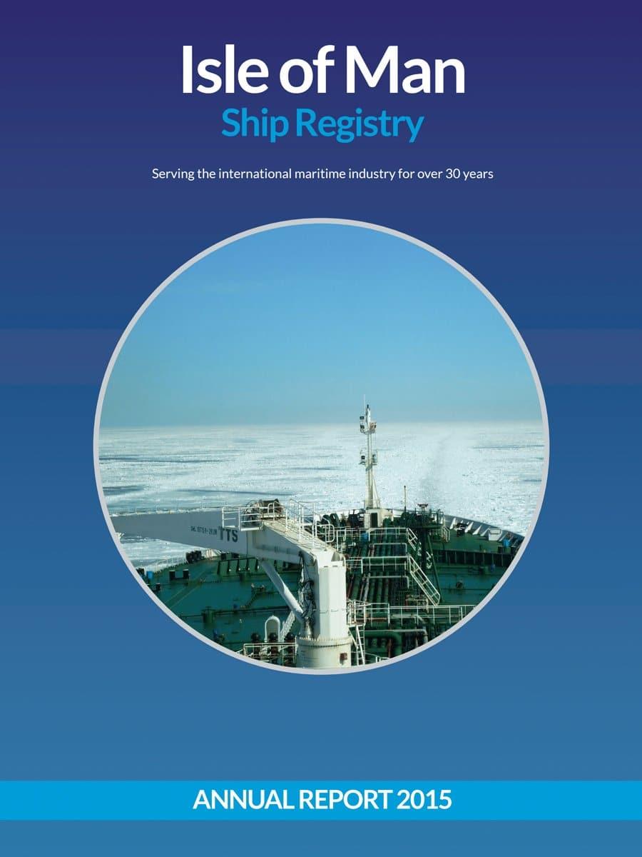 Isle of Man Ship Registry Design