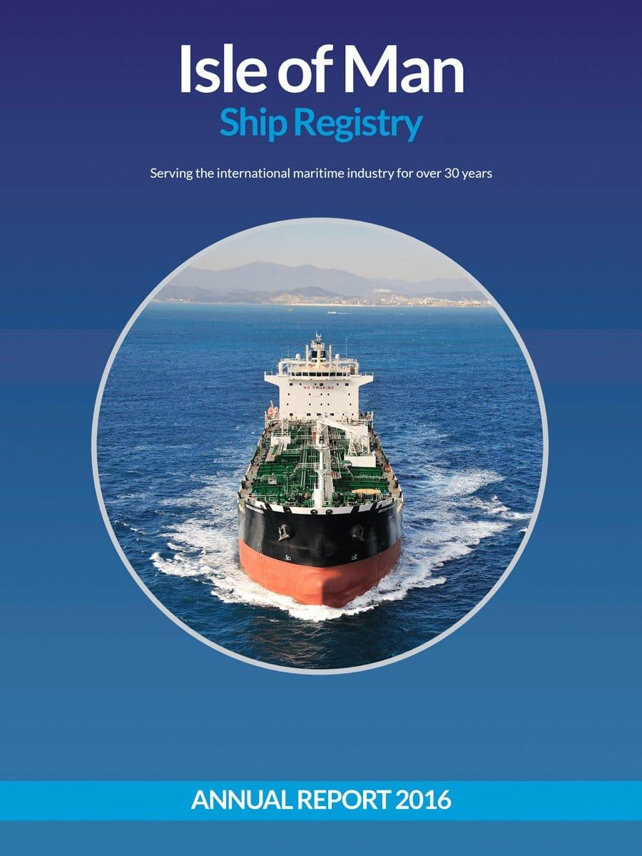 Isle of Man Ship Registry Report Design