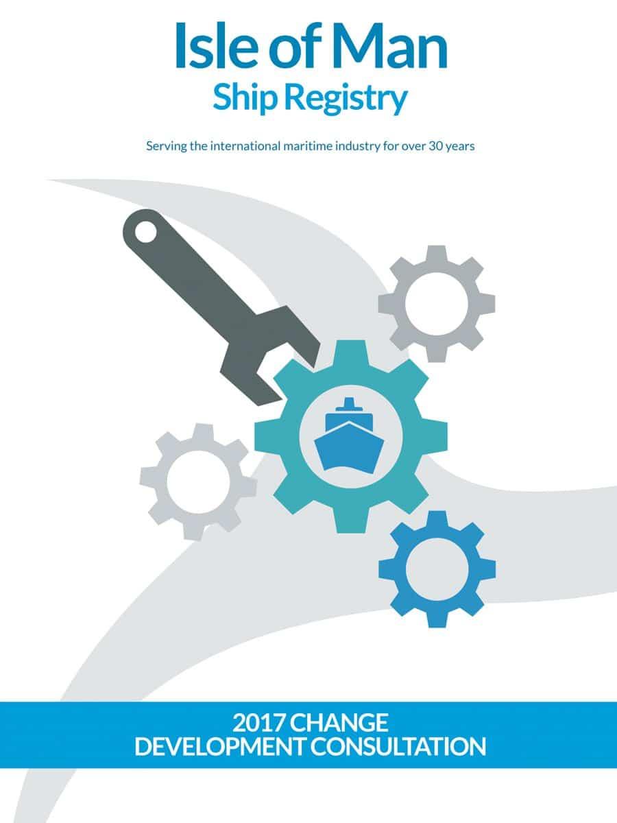 Isle of Man Ship Registry Infographics Design