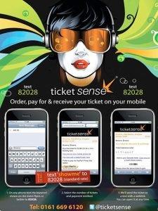 Ticketsense Marketing Isle of Man